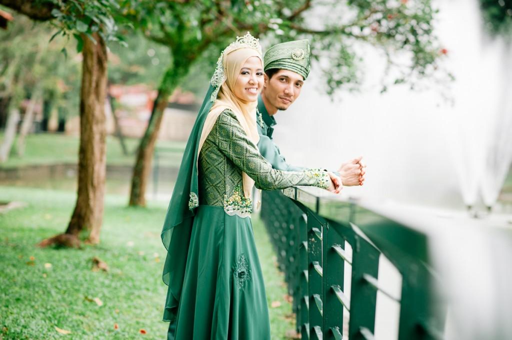 Amnani & Amirul, Manjalara