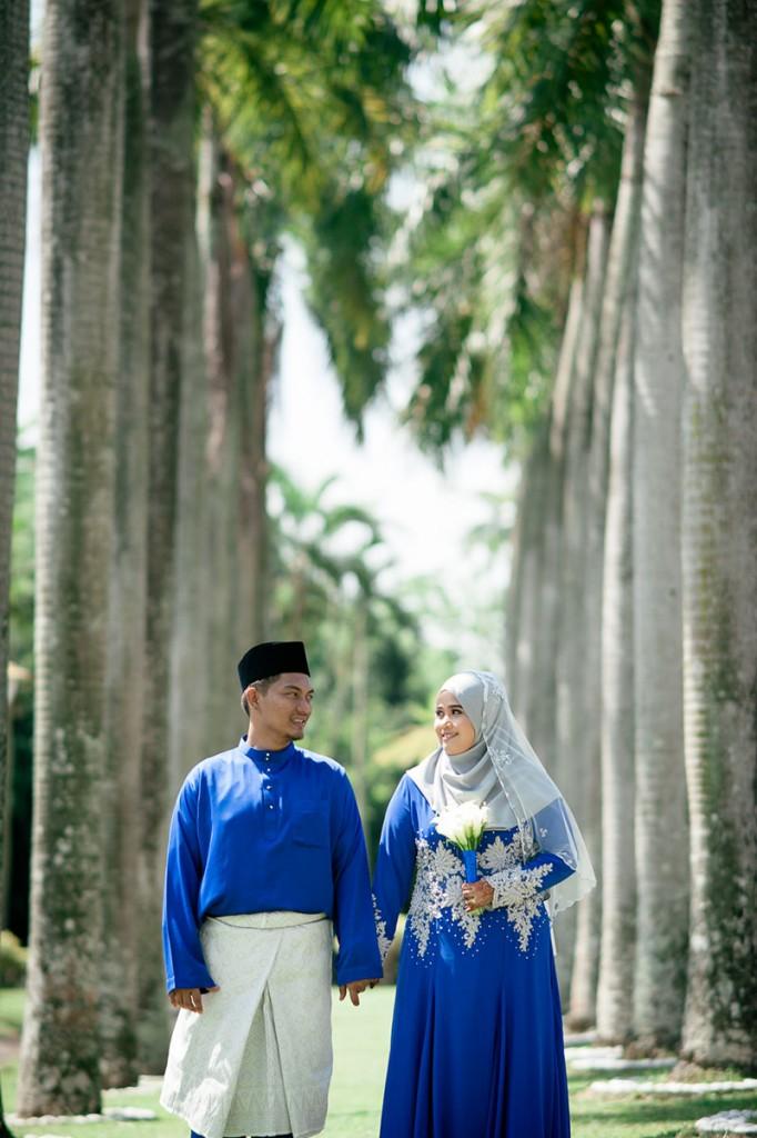 Diana & Azizi, Shah Alam