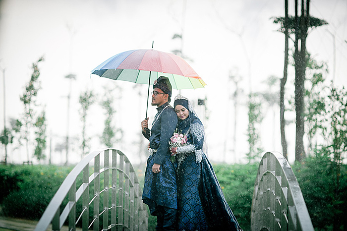 Amalina & Shidi, Sijangkang